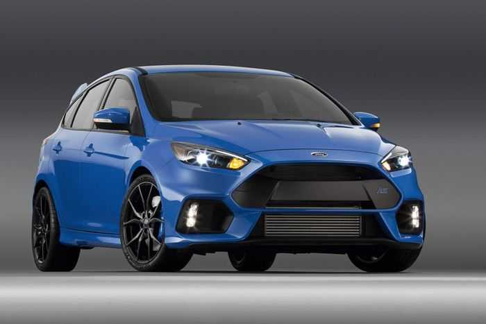 Hennessey Tuned Ford Focus RSMakes 405 Bhp
