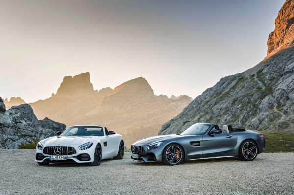 Mercedes AMG GT C, GT Roadster