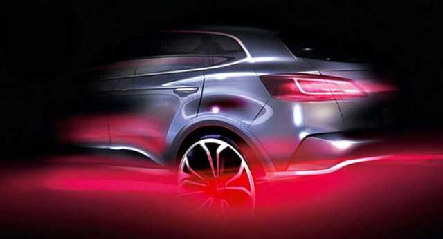 Volkswagen EV Teaser