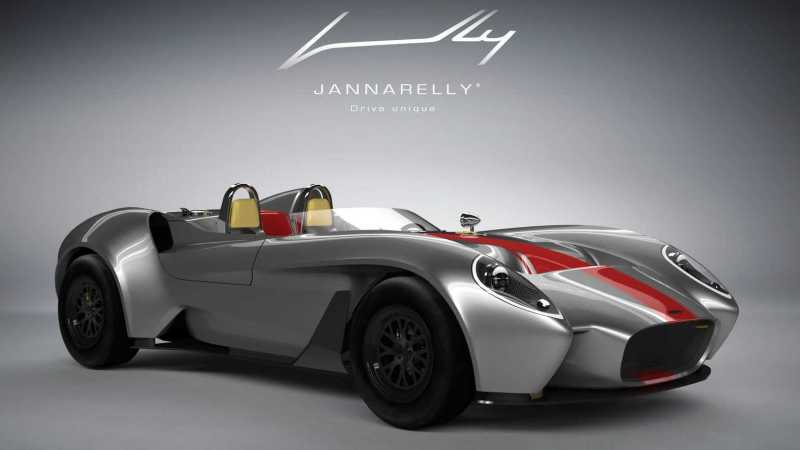 Jannarelly Design 1