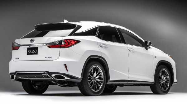 Lexus RX Update