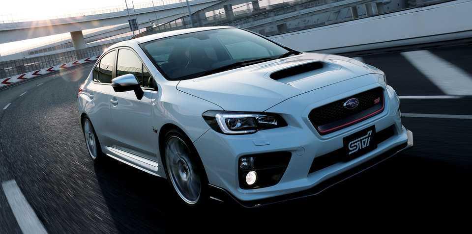 Subaru Rolls Out WRX S4 tS Sedan Car for Sale Only In Japan