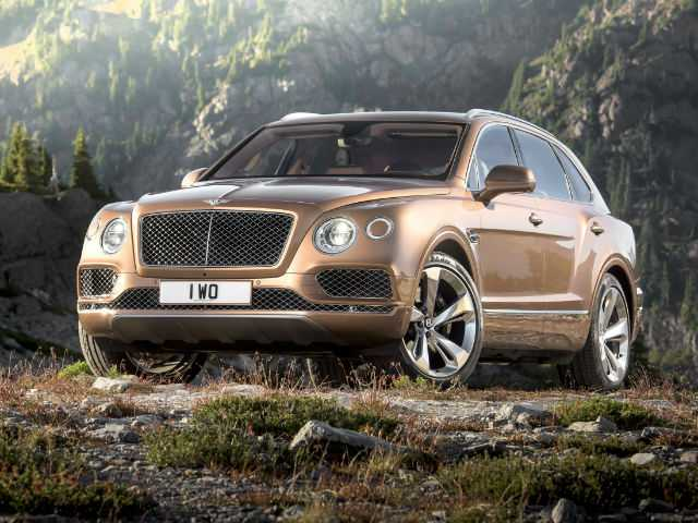 Bentley Bentayga Scheduled to Get Launched in April