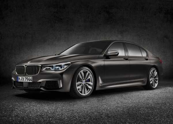 BMW M Performance 7 Series
