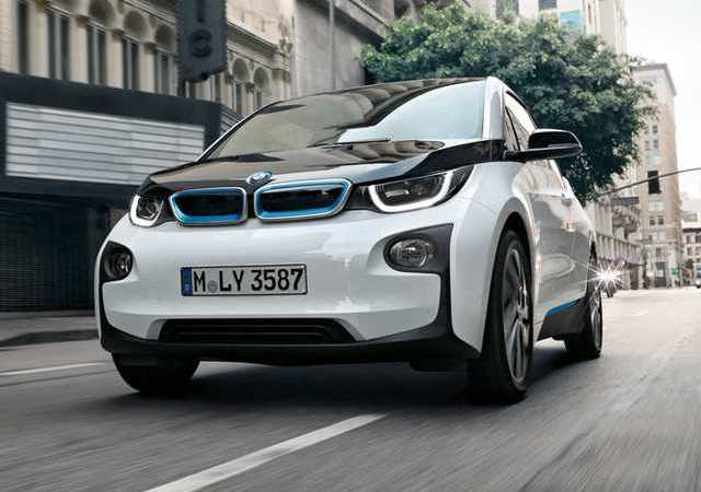BMW i3 Lineup with S Variant
