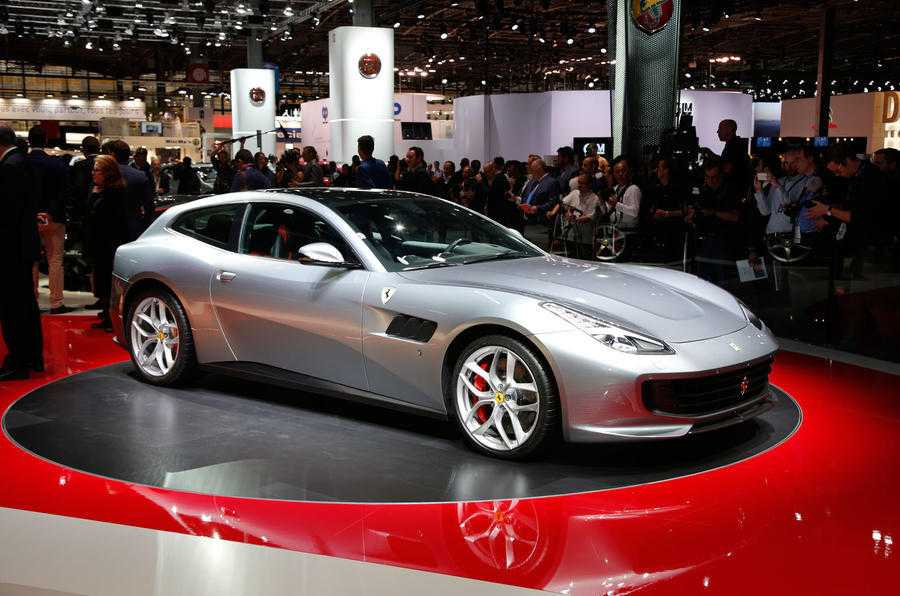 Ferrari GTC4 V8 Aims at Younger Buyers with Lower Price Tag