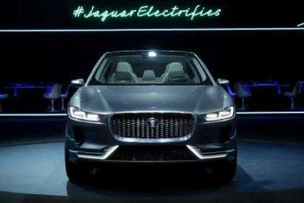Jaguar Electric I-Pace