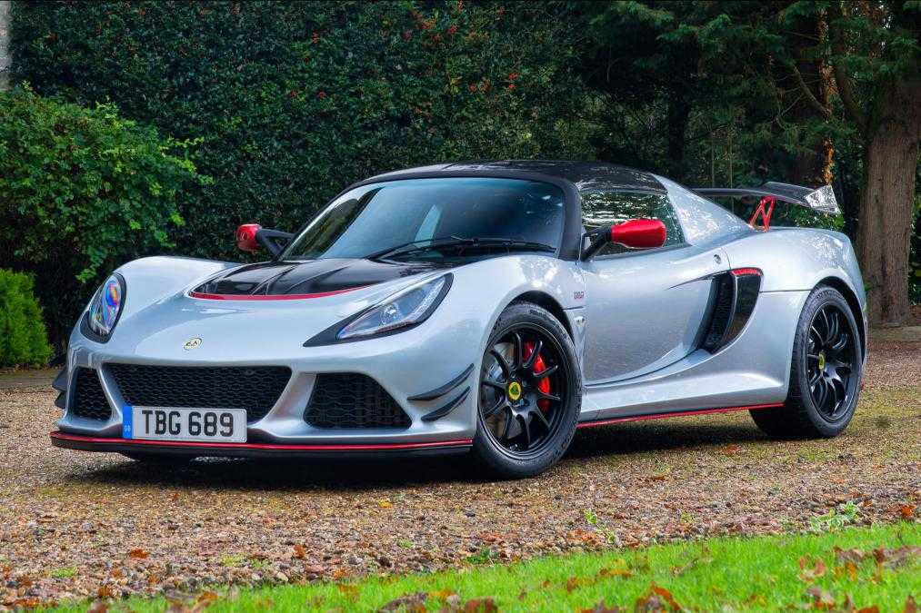 Lotus Exige Sport 380 that Delivers 370hp Officially Launched