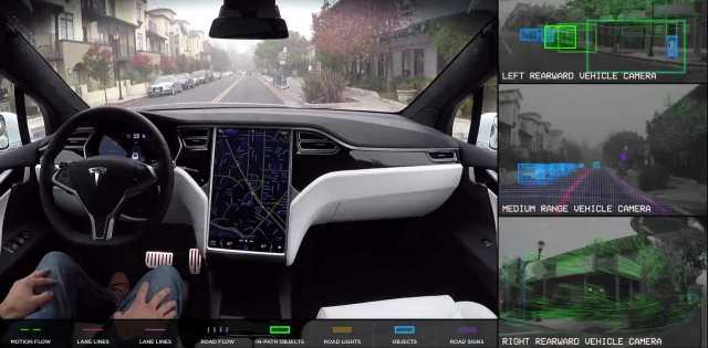Tesla Autopilot 2.0 Works