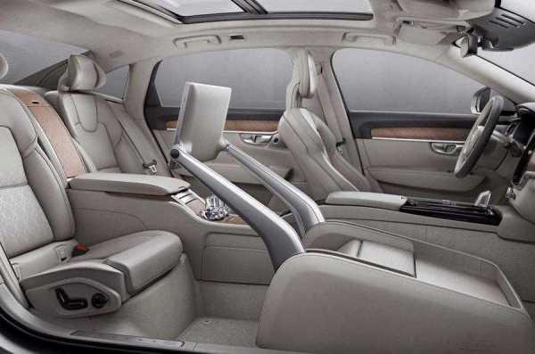 Volvo Autonomous Interiors