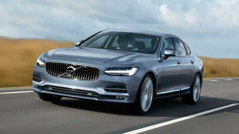 Volvo with Autonomous Driving