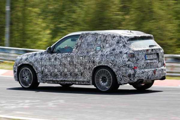 BMW X3 M Revealed