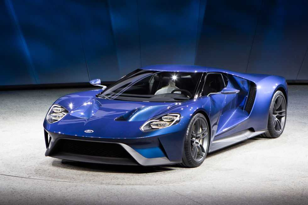 Ford GT Deliveries Commenced by Performance Division to Mark Holiday Season