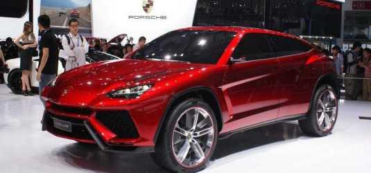 Lamborghini Urus plug-in hybrid