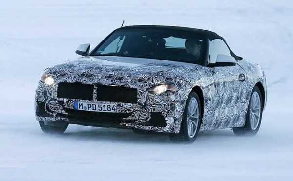 2018 BMW Z5