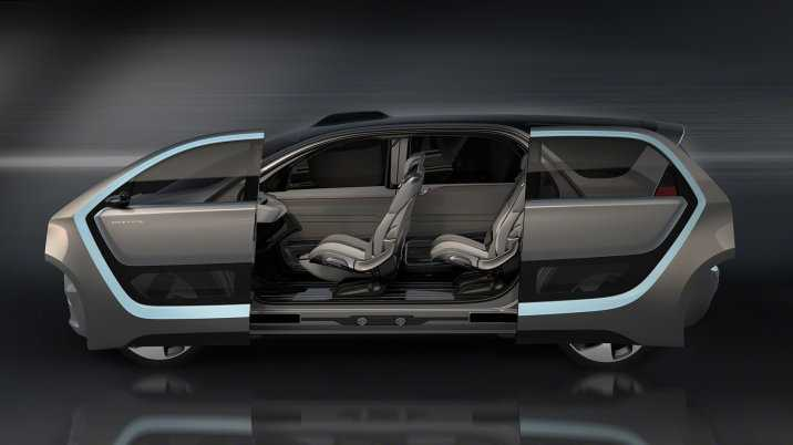 Chrysler Portal Concept at CES