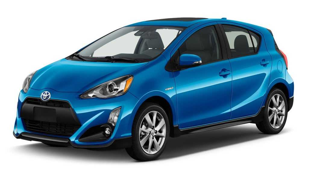 Toyota Prius C 2017 Refresh- Sporty Style with More Security for Hybrid Hatchback