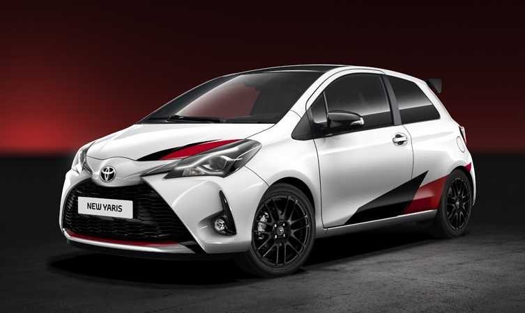 Toyota Yaris at 2017 Geneva Motor Show