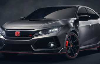 Honda's Most Popular Car is Making its Production Variant Debut at Geneva Show