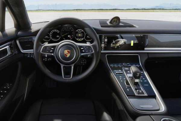 Porsche Panamera Turbo S E-Hybrid Launch