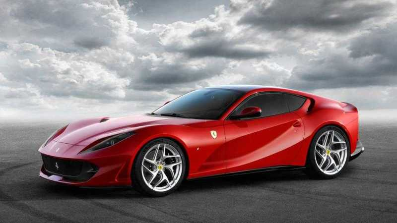 Ferrari 812 Superfast Car