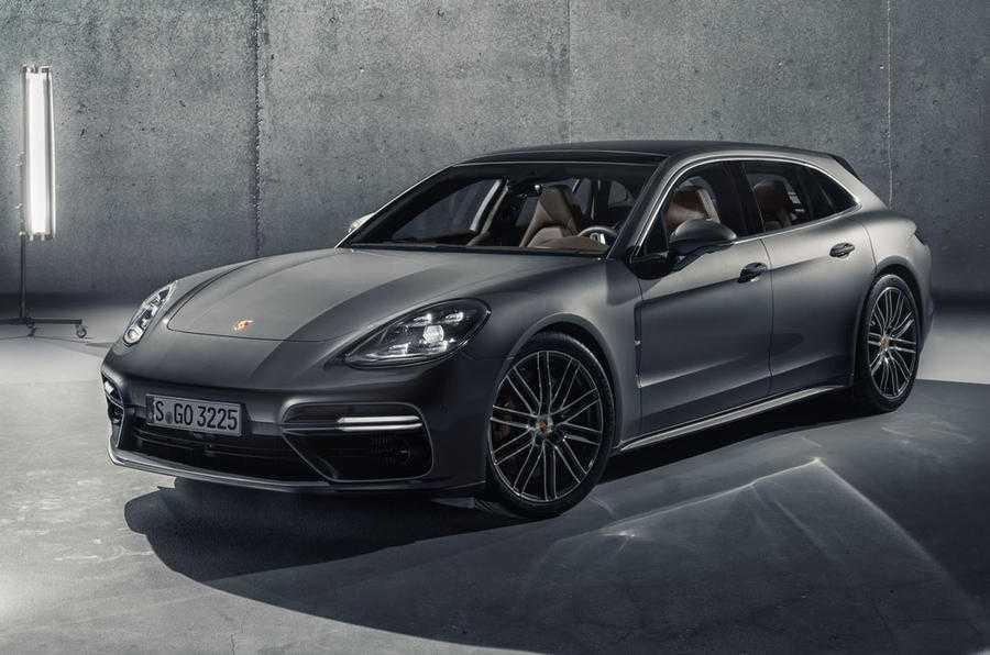 Porsche Panamera Sport Turismo Specs Detailed Before Geneva Auto Show Launch