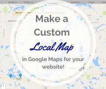 Create a Custom Local Community Map with Google My Maps