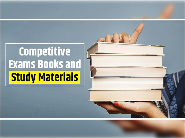 best books for competitive examination
