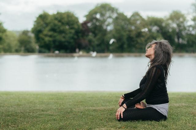 Using Air as a Healing Medium