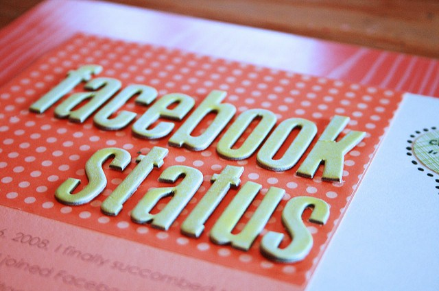 status for facebook in english