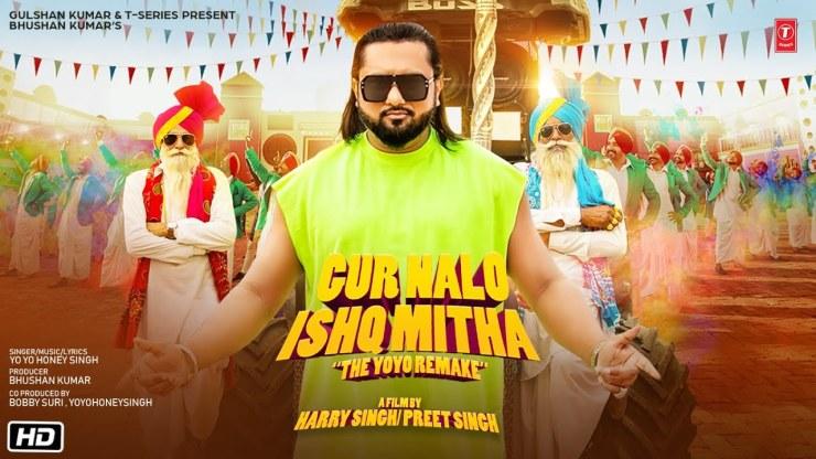 Yo Yo Honey Singh Gur Nal Ishq Mitha WhatsApp Status