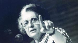 Indira Gandhi wishes