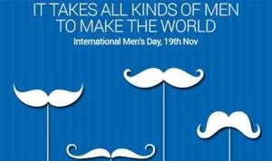 International Men's day wishes