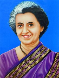Indira Gandhi Popular sayings