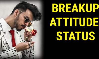 Breakup attitude status for whatsapp