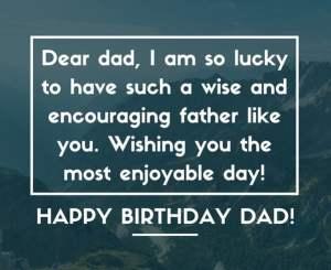 Best happy birthday message