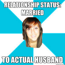 husband and wife relationship status