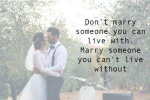 Wedding & Marriage whatsapp status