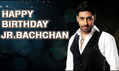 Happy Birthday Abhishek Bachhan