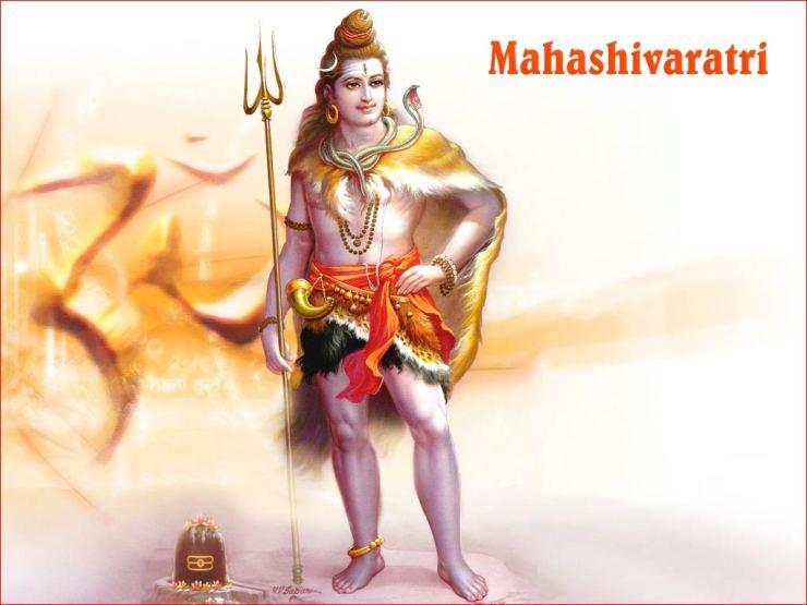 shivratri wallpaper