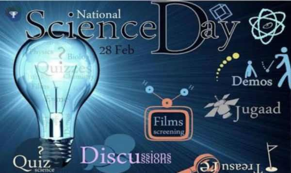 about science day in english