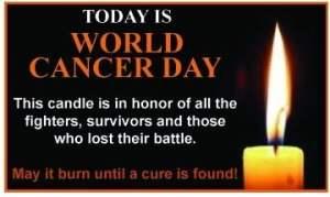 world cancer day 2020 logo