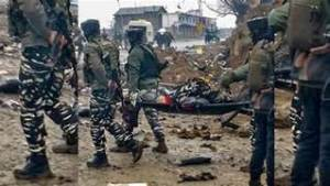 Pulwama attack lines