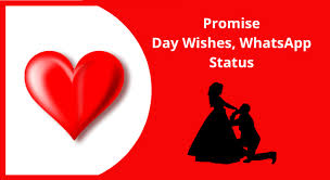 Happy promise day status