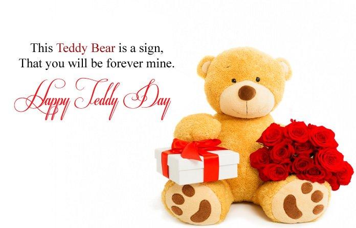 Cute Teddy Bear Day Images
