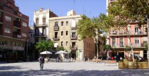 Quick Over Gracia District. Stay In Barcelona