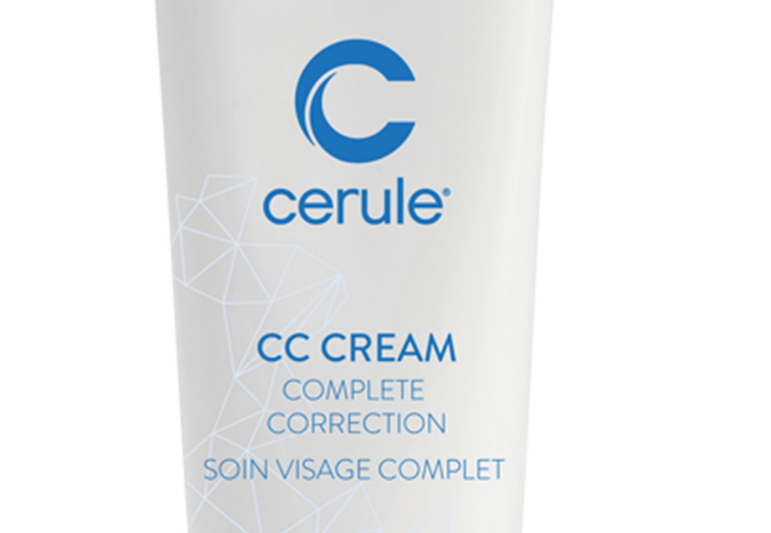 cerule CC cream complete cleansing
