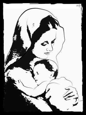 mother-baby