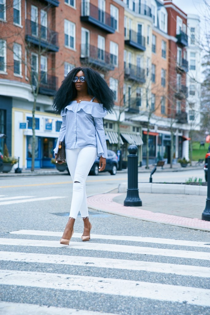 TOP 5 OFF THE SHOULDER RUFFLE TOPS