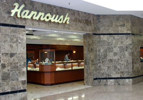 VISITING HANNOUSH JEWELERS